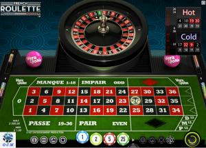 オンライン カジノ の かけ方 2(ルーレット)